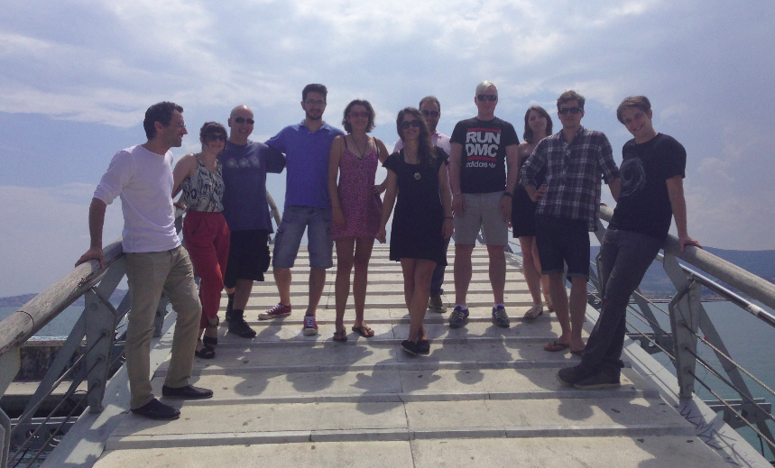 volos summer school - urbanixd team